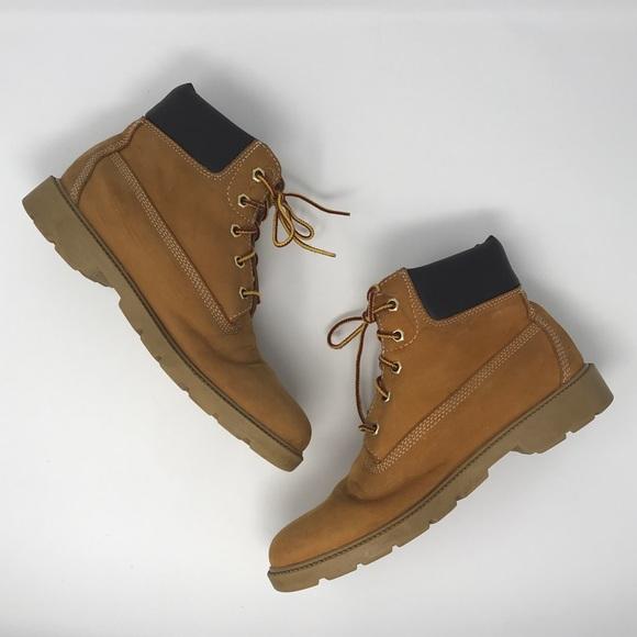 ae3010b0cbe97 Timberland Shoes | Boys Classic Boots 6 Inch 10960 | Poshmark